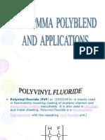 PVF PMMA Polyblend