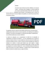 Camiones calentadores