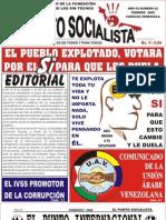 El Punto Socialista febrero 2008