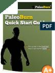 Paleo Burn Quick Start Guide