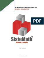 Manual Editor de Mensagens - SISTEMATH