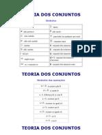 TEORIA DOS CONJUNTOS.doc