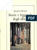 Brosse Jacques Storie e Leggende Degli Alberi