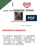 Ppt Guia Promotor Tecnico