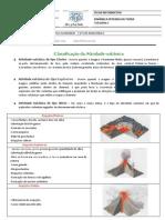 Ficha Informativa Vulcanismo