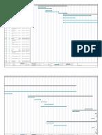 Microsoft Project - Gantt Chart