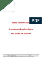 247 - Commandes électriques des boites de vitesses