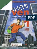 Nuevo Ven 1 - Libro Del Alumno