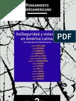 Inseguridad y Violencia en America Latina Varios autores