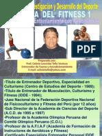 4 Teoría del Fitness