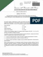 Testo Ministeriale Maturita Meccanica08 09
