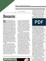 Arquitextos - Dinosaurios