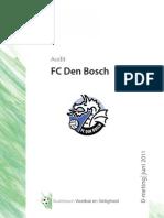 Audit Fc Den Bosch 0 Meting