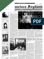 Foghorn Newspaper