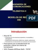 1 - 2 Modelos de Redes - OSI