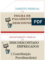 Departamento Pessoal Slide Complementar 02