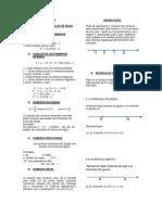 1 Resumo 1 Conjuntos e Intervalos de Reais (1)