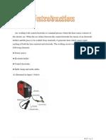 Manual Metal Arc Welding ( MMAW )