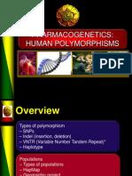 Human Polymorphism