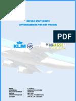 IPB Tickets Optimalisatie