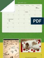 Orisha Calendar