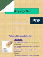 Prophet's Diet