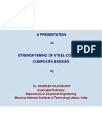 Streghtening of Composite Bridges