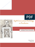 Eighth International Anthology on Paradoxism