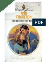 Charlton, Ann - An Irresistible Force