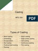 Materi Casting