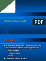 Lecture Leukemia 2