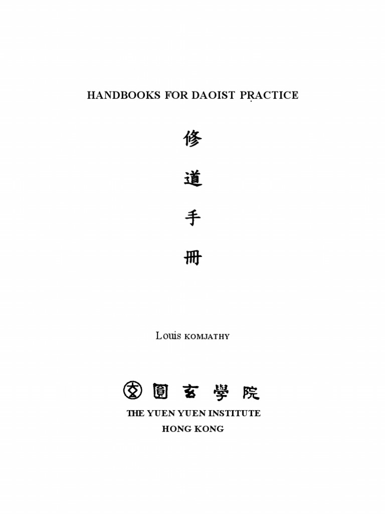 tao te ching a bilingual edition chinese university press