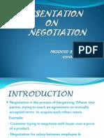 111457799 Negotiation Ppt