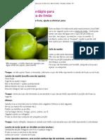 Veja sugestão de cardápio para ser feito com a dieta do limão - Receitas e Dietas - R7.pdf