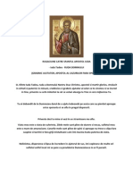 Rugaciune Catre Sfantul Apostol Tadeu