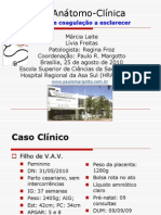 Anatomo Clinica Dist Coagulacao