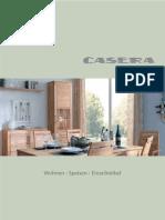 Casera Wohnen, Speisen und Einzelmöbel