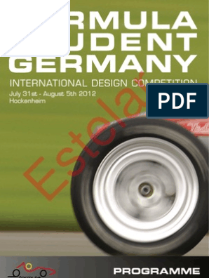 FSG2012 ProgrammeMagazine Www Unlocked   Matlab   Car