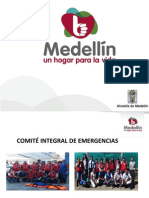 Comite Integral Emergencias