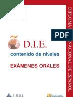 DIE Orales