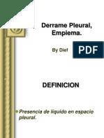 Derrame Pleural Unap