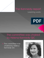 5 New Kennedy Report Audio