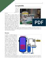 Reactor de agua a presión