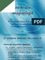 Notas Aula Imaginologia Slides 2009