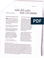 En El Fondo Del Caño Hay Un Indio Adalberto Correa Negrón