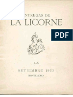 Una carrera literaria (Licorne), Real de Azúa