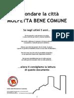 Documento Politico & Programma