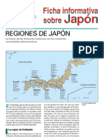 Rejion de Japon_region