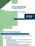 3 Social Psychology