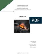 La Fundicion(Informe)